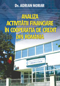 Analiza activitătii financiare in cooperatia de credit din Romania