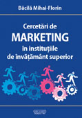 Cercetari de marketing in institutiile de invatamant superior