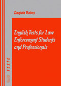 English Tests for Law Enforcement Students and Professionals