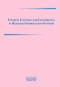 International Workshop in Collaborative Systems. Supplement: student Contest and conference in Business Information Systems