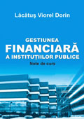 Gestiunea financiara a institutiilor publice