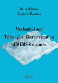 Mechanical and Tribological Characterization of Mems Structures