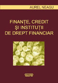 Finante, credit si institutii de drept financiar
