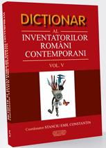 Dictionar al inventatorilor romani contemporani